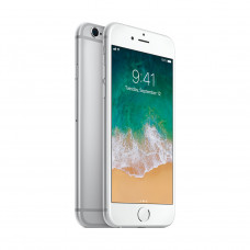 Apple iPhone 6 Plus A1522 16GB GSM Unlocked Smartphone-Silver-Great