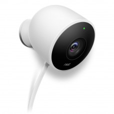 Nest Cam Outdoor 24/7 Live Video 130° Wide-Angle Security Camera
