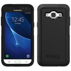 Otterbox Commuter Series Case for Samsung Galaxy J3-Black-Excellent