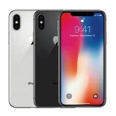Apple iPhone X A1901 64GB 256GB 512GB AT&T T-Mobile GSM Unlocked