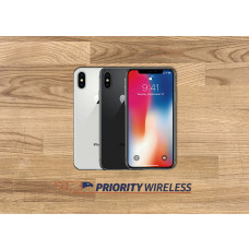 Apple iPhone X A1901 64\256\512GB AT&T T-Mobile GSM Unlocked