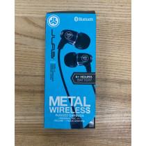 JLab Metal In-Ear Wireless Bluetooth Headphones