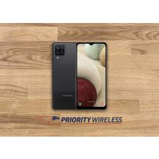 Samsung Galaxy A12 32GB A125U Unlocked Smartphone Good
