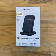 Mophie 15W Wireless Charging Stand Universal Fast Charge
