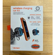 Ventev Wireless Charging Car Kit Vent Mount