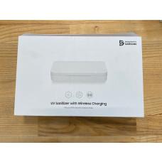 Samsung UV Sanitizer with Wireless Charging