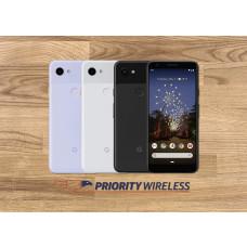 Google Pixel 3a G020G 64GB Unlocked Smartphone Great