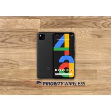 Google Pixel 4a G025J 128GB Unlocked Good