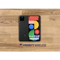 Google Pixel 5 GD1YQ 128GB Unlocked Smartphone Great