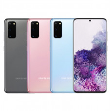 Samsung Galaxy S20 SM-G981U Gray, Pink, and Blue