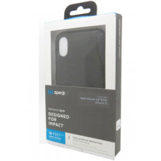 Speck Presidio Grip Case For Apple iPhone X